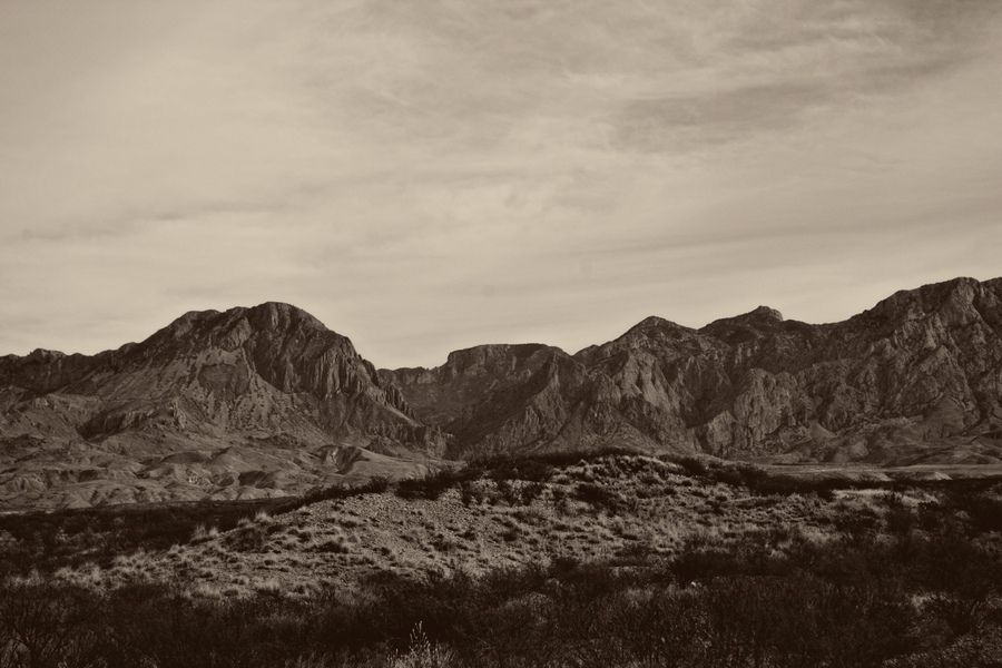Big Bend I : West Texas : Magdalena Altnau Photography